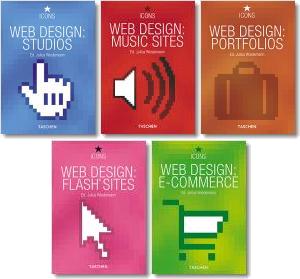 Taschen Web Design Books